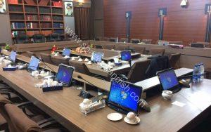 تجهیز سالن کنفرانس دادگستری کل استان فارس